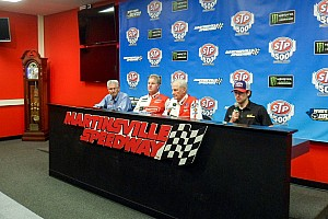 NASCAR Cup Breaking news Blaney, Wood Brothers targeting Victory Lane in Martinsville