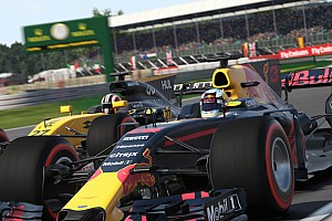 eSports Breaking news Codemasters announces F1 2017 car updates