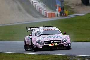 DTM Отчет о гонке Ди Реста пропустил Аэура к победе в гонке на «Нюрбургринге»