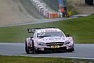 DTM Ди Реста пропустил Аэура к победе в гонке на «Нюрбургринге»