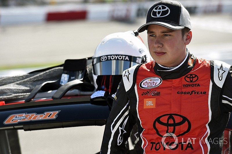 Christopher Bell wins in his only ARCA start of the 2017 season