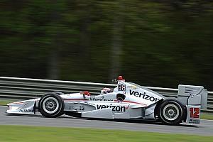 IndyCar Practice report Barber IndyCar: Power heads Penske charge in FP3