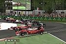 FORMULA 1 LİGİ Korkmaz Monza'da geri döndü