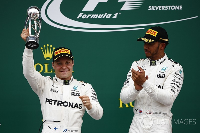 В Mercedes почти решили судьбу контракта Боттаса
