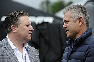 IndyCar Новость Жиль де Ферран стал консультантом McLaren