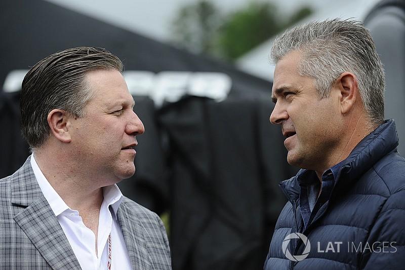 Gil De Ferran asesor en McLaren