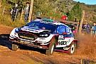 WRC ES2 à 4 - Evans en tête, hécatombe derrière lui
