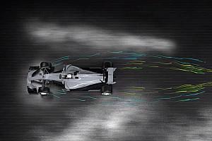 Формула 1 Самое интересное Наглядно: что такое «грязный воздух» и почему в Ф1 так мало обгонов