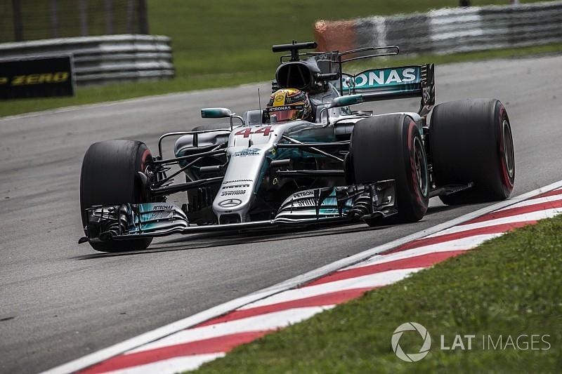 Profiter des malheurs de Ferrari ne comble pas Mercedes