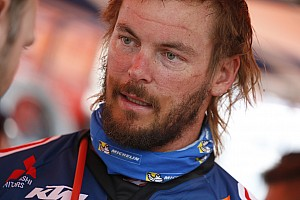 Dakar Breaking news Toby Price suffers seizure during Dakar crash recovery