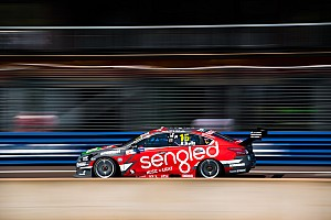 Supercars Qualifying report Darwin Supercars: Kelly storms to Saturday pole