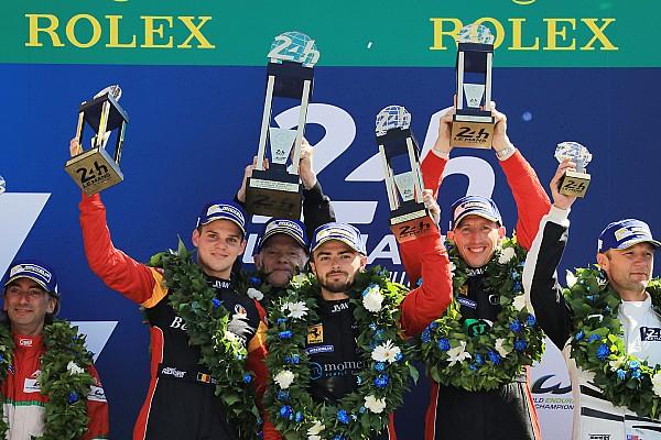 Dries Vanthoor over Le Mans-zege:
