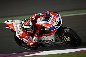 """MotoGP Noticias de última hora Lorenzo: """"Posiblemente, Dovizioso vaya más rápido que yo"""""""