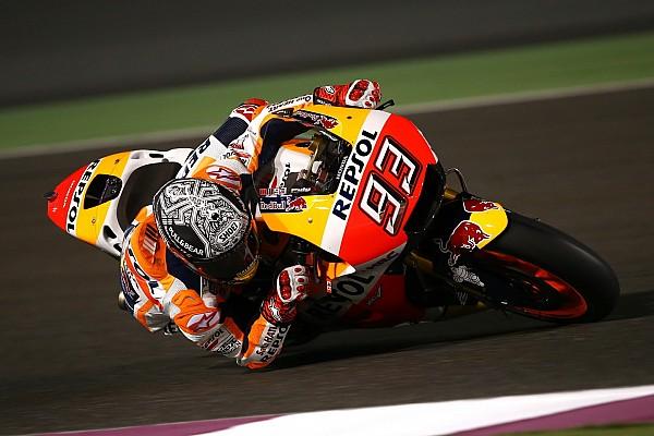 Marc Marquez: Am letzten MotoGP-Testtag in Doha