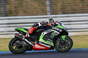 World Superbike Practice report WorldSBK Aragon: Rea tercepat di FP1, Davies alami masalah