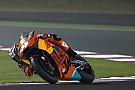 KTM descarta correr con el nuevo motor que estrenó en el test de Qatar