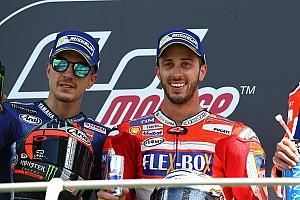 MotoGP Résultats Championnat - Viñales accroît son avance, Dovizioso nouveau dauphin !
