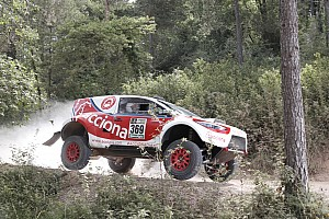 Cross-Country Rally Noticias de última hora La nueva aventura del Acciona