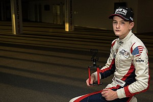 Formula 4 Breaking news Karting prodigy Sargeant to join British F4 powerhouse Carlin