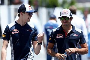 Fórmula 1 Noticias Toro Rosso divide la culpa entre sus pilotos por lo sucedido en Silverstone