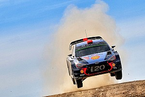 WRC Preview Les pilotes Hyundai n'ont plus droit à l'erreur