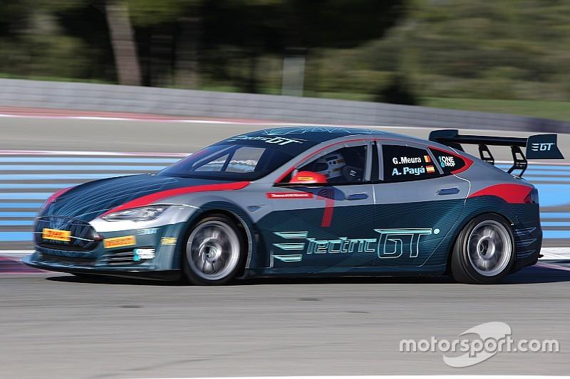 [GT] 特斯拉电动跑车赛通过FIA认证