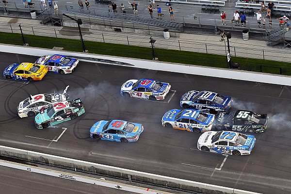 Opinion: The clock has run out on NASCAR's overtime experiment