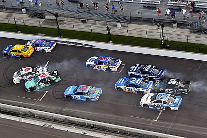 NASCAR Cup Opinion: The clock has run out on NASCAR's overtime experiment
