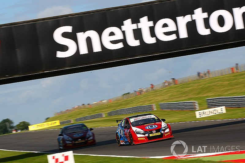 BTCC to feature double-points race in 2018