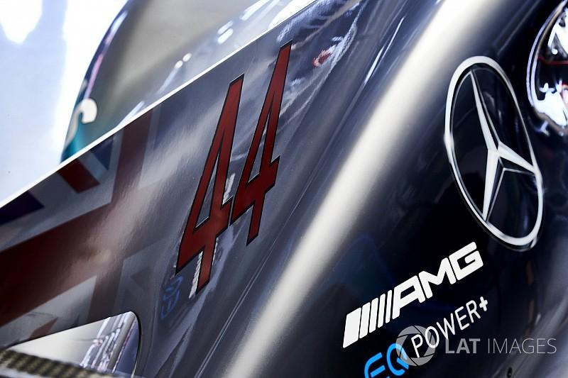 Motor de F1 da Mercedes atinge marca notável no dinamômetro