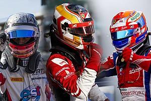GP3 Analyse Top 10 -  Les meilleurs pilotes GP3 en 2016