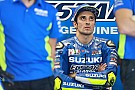 MotoGP Aterrizaje de emergencia para Andrea Iannone; su novia fumaba en el avión