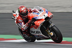 Ducati afronta dos días de test en Misano