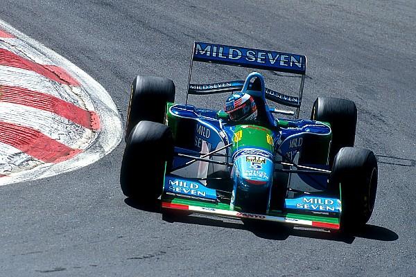 Filho de Schumi andará com carro do 1º título do pai em Spa
