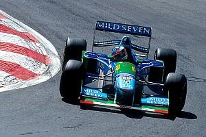 Формула 1 Новость Мик Шумахер проедет в Спа на Benetton B194 своего отца