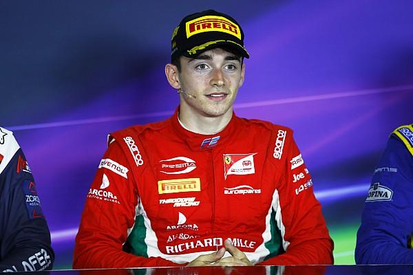 FIA F2 Репортаж з кваліфікації Ф2 у Монако: Леклер здобув поул у домашній кваліфікації