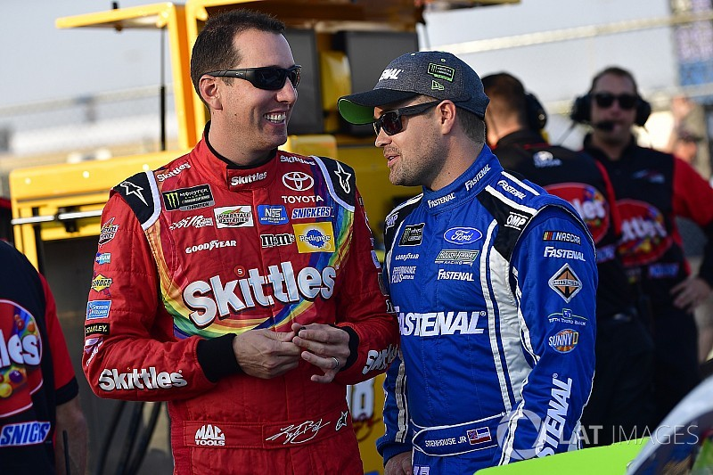 Ricky Stenhouse Jr. calls out Kyle Busch for