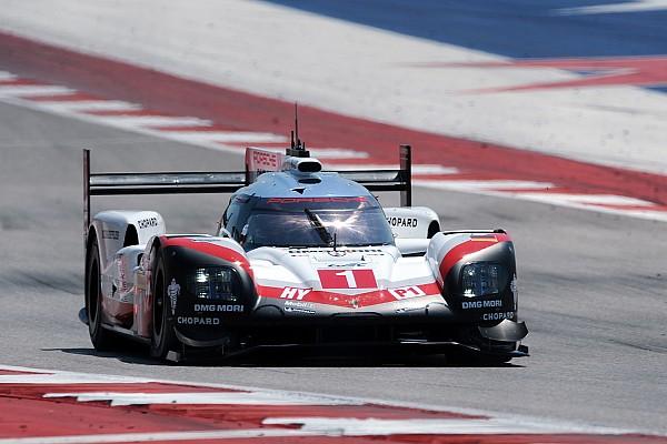 WEC Austin: Porsche aan kop in vrije trainingen