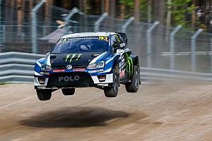 Ралли-Кросс Отчет о гонке Кристофферсcон выиграл этап WRX в Латвии и стал чемпионом