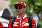 Räikkönen és Vettel csütörtöki napja képekben