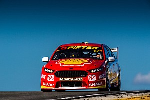 Supercars Practice report Perth Supercars: McLaughlin lowers record in final practice