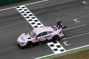 DTM Интервью «Нас должны узнавать так же, как узнают Mercedes». BWT про автоспорт
