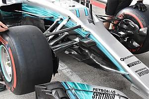 GALERÍA: fotos espía en los pits en el GP de Austria