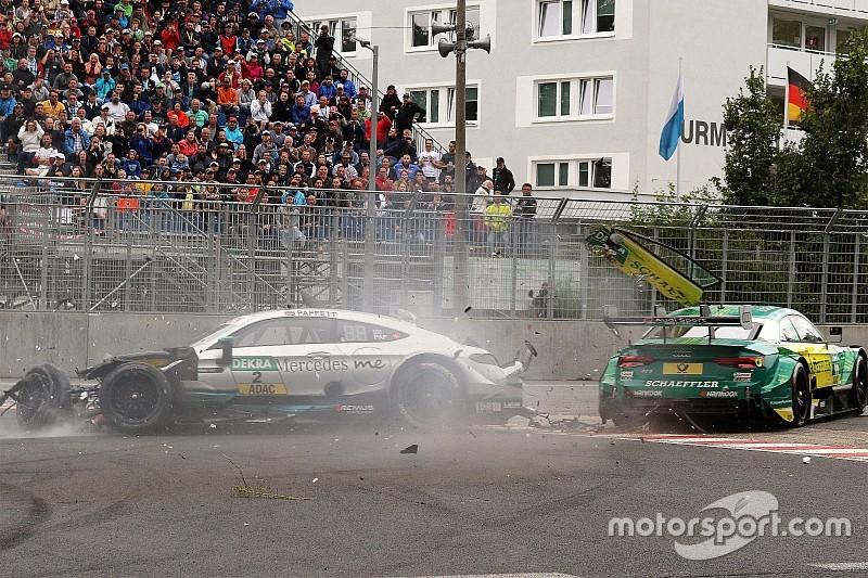 DTM-Saisonrückblick 2017: Heftiger Crash, hohe Sicherheit