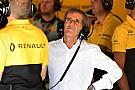 F1 Prost reconoce que Renault se arriesga al unirse a McLaren