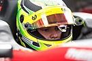 EUROF3 Mick Schumacher subito velocissimo nelle Libere di Pau