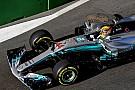Nach Vorfall beim F1-Rennen in Baku: Mercedes verändert Kopfstütze