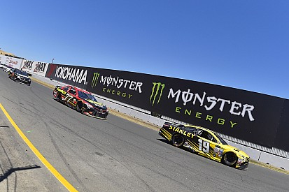 NASCAR Cup Youth is being served in NASCAR - at a much lower price