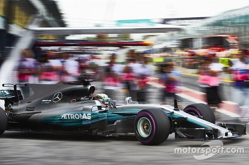 倍耐力承认轮胎衰竭速度未达到FIA指标