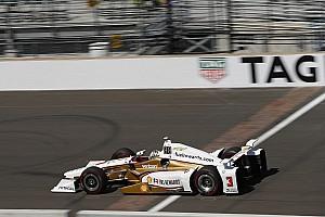 IndyCar Réactions Castroneves échoue encore tout près du record